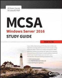 Mcsa Windows Server 2016 Study Guide: Exam 70-741 (Paperback)