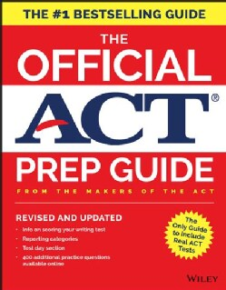 The Official ACT Prep Guide (Paperback)