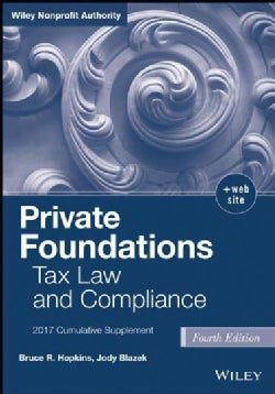 Private Foundations: Tax Law and Compliance (Paperback)