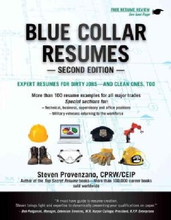 blue collar resumes paperback free shipping on orders