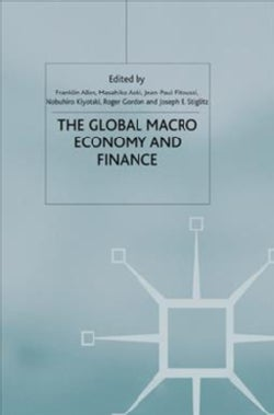 The Global Macro Economy and Finance (Paperback)