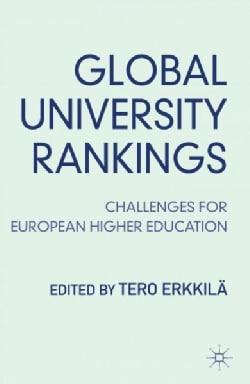 Global University Rankings: Challenges for European Higher Education (Hardcover)