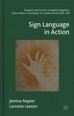 Sign Language in Action (Hardcover)