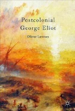 Postcolonial George Eliot (Hardcover)