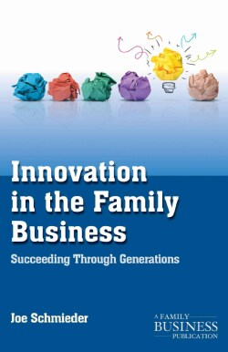 Innovation in the Family Business: Succeeding Through Generations (Paperback)