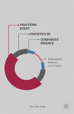 Analyzing Event Statistics in Corporate Finance: Methodologies, Evidences, and Critiques (Hardcover)