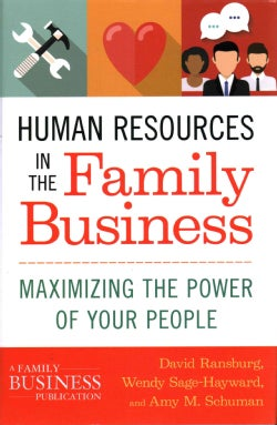 Human Resources in the Family Business: Maximizing the Power of Your People (Hardcover)