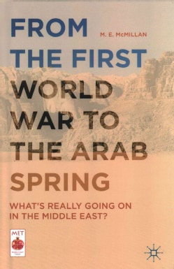 From the First World War to the Arab Spring: What's Really Going on in the Middle East? (Hardcover)