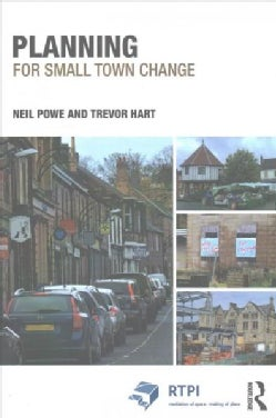 Planning for Small Town Change (Paperback)
