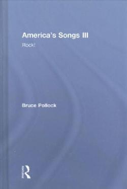 America's Songs III: Rock! (Hardcover)