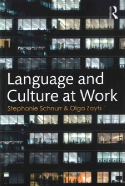 Language and Culture at Work (Paperback)