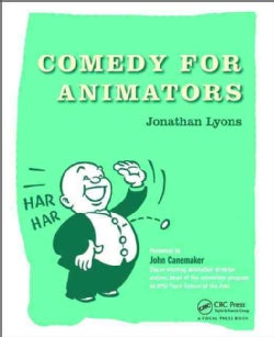 Comedy for Animators (Hardcover)