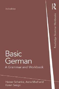 Basic German: A Grammar and Workbook (Paperback)