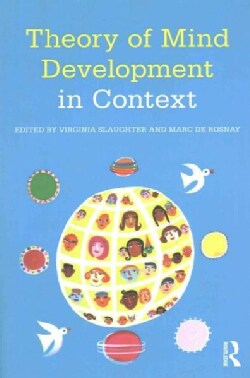 Theory of Mind Development in Context (Paperback)
