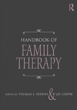 Handbook of Family Therapy (Paperback)
