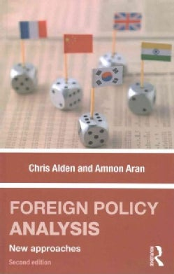 Foreign Policy Analysis: New Approaches (Paperback)