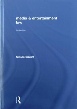 Media & Entertainment Law (Hardcover)