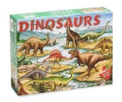 Dinosaurs: 48 Pieces Floor (General merchandise)