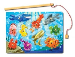 Fishing Magnetic: 10 Pieces (General merchandise)