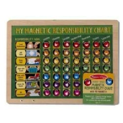 My Magnetic Responsibility Chart (Toy)