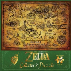 The Legend of Zelda Collector's Puzzle: 550 Pieces (General merchandise)