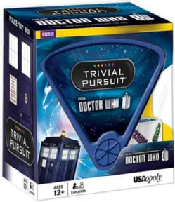 Trivial Pursuit Doctor Who Edition (Game)
