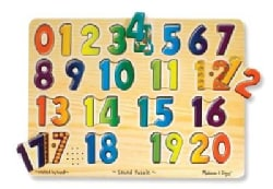 Numbers Sound Puzzle (General merchandise)