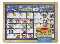 My Monthly Magnetic Calendar (Toy)