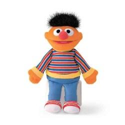 "Sesame St Beanbags Ernie: 6.5"" Doll (Soft toy)"