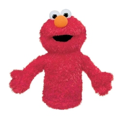 "Elmo Hand Puppet: 11"" Doll (Soft toy)"