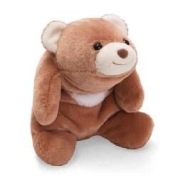 """Snuffles 10"""" Tan Teddy Bear Plush (Soft toy)"""