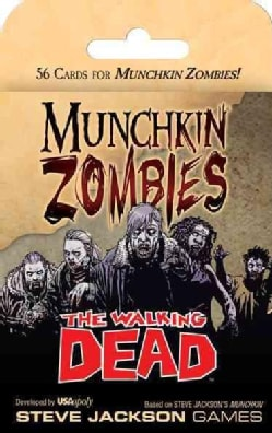 Munchkinzombies the Walking Dead (Game)