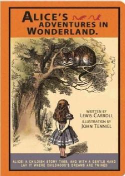 Alice in Wonderland Stitch Medium Grid Notebook (Notebook / blank book)
