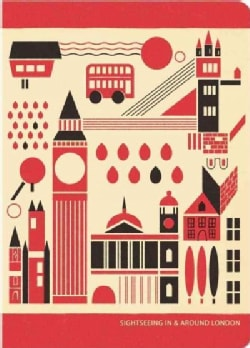 London Stitch Grid Medium Notebook (Notebook / blank book)
