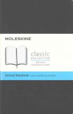 Moleskine Classic Notebook, Pocket, Dotted, Black (Notebook / blank book)