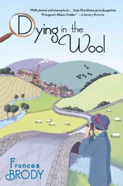 Dying in the Wool (Paperback)