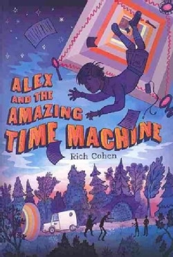 Alex and the Amazing Time Machine (Paperback)