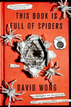 This Book Is Full of Spiders: Seriously, Dude, Don't Touch It (Paperback)