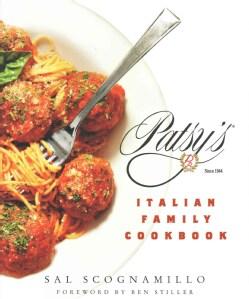 Patsy's Italian Family Cookbook (Hardcover)