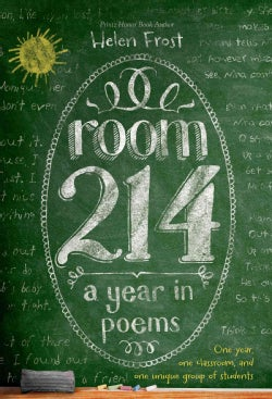Room 214: A Year in Poems (Paperback)