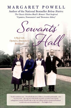 Servants' Hall: A Real Life Upstairs, Downstairs Romance (Paperback)