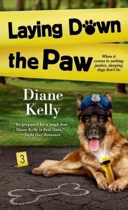 Laying Down the Paw (Paperback)