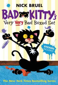 Bad Kitty's Very Very Bad Boxed Set (Paperback)