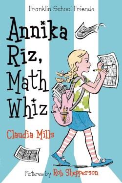 Annika Riz, Math Whiz (Paperback)
