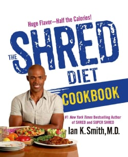 The Shred Diet Cookbook (Hardcover)