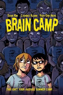 Brain Camp (Paperback)