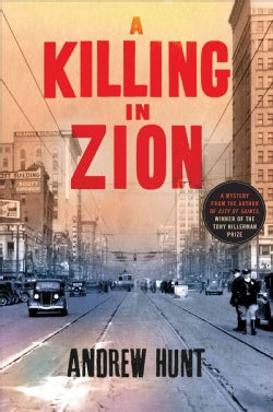 A Killing in Zion (Hardcover)