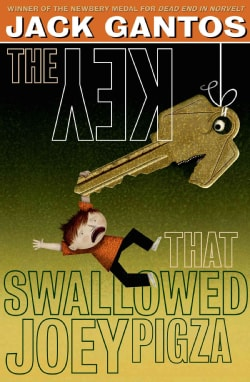 The Key That Swallowed Joey Pigza (Paperback)