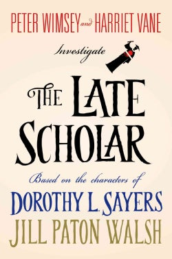 The Late Scholar (Paperback)