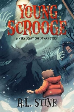Young Scrooge: A Very Scary Christmas Story (Hardcover)